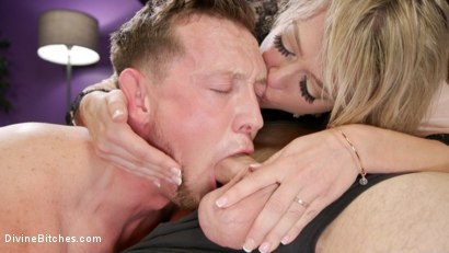 Photo number 15 from Couple's Cuckold Conundrum  shot for Divine Bitches on Kink.com. Featuring Dee Williams, Kip Johnson and Pierce Paris in hardcore BDSM & Fetish porn.