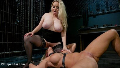 Photo number 22 from Screamer: The Intimate Torment of London River shot for Whipped Ass on Kink.com. Featuring Aiden Starr and London River in hardcore BDSM & Fetish porn.