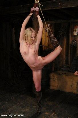 Photo number 2 from Sarah Jane Ceylon shot for Hogtied on Kink.com. Featuring Sarah Jane Ceylon in hardcore BDSM & Fetish porn.