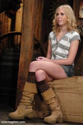 Photo number 1 from Sarah Jane Ceylon shot for Hogtied on Kink.com. Featuring Sarah Jane Ceylon in hardcore BDSM & Fetish porn.