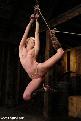 Photo number 3 from Sarah Jane Ceylon shot for Hogtied on Kink.com. Featuring Sarah Jane Ceylon in hardcore BDSM & Fetish porn.