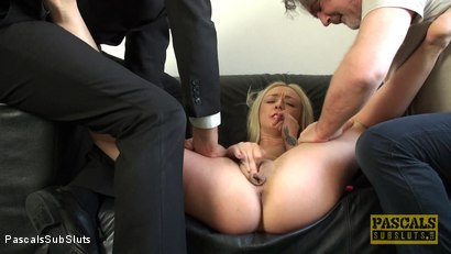 Photo number 8 from Amber: Newbie To The Slaughter shot for Pascals Sub Sluts on Kink.com. Featuring Pascal White, Andy Baxter and Amber Deen in hardcore BDSM & Fetish porn.