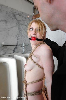 Photo number 6 from The Training of Tawni Ryden, Day One shot for The Training Of O on Kink.com. Featuring Tawni Ryden in hardcore BDSM & Fetish porn.