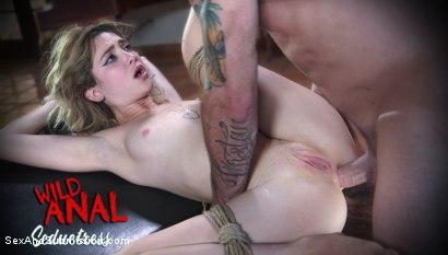 Wild Anal Seductress