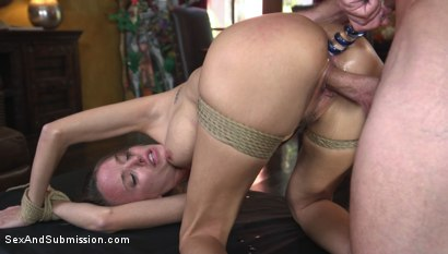 Photo number 12 from Air B & B Fuck Toy shot for Sex And Submission on Kink.com. Featuring Bill Bailey and Pristine Edge in hardcore BDSM & Fetish porn.
