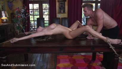 Photo number 15 from Air B & B Fuck Toy shot for Sex And Submission on Kink.com. Featuring Bill Bailey and Pristine Edge in hardcore BDSM & Fetish porn.