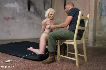 Photo number 14 from Lovita Fate Completely Tied Up and Vibed shot for Hogtied Up on Kink.com. Featuring Lovita Fate and Ar in hardcore BDSM & Fetish porn.