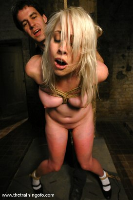 Photo number 8 from The Training of Lorelei Lee, Day One shot for The Training Of O on Kink.com. Featuring Lorelei Lee in hardcore BDSM & Fetish porn.