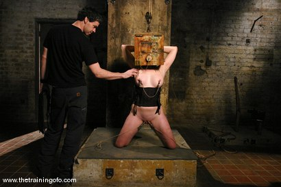 Photo number 6 from The Training of Lorelei Lee, Day Two shot for The Training Of O on Kink.com. Featuring Lorelei Lee in hardcore BDSM & Fetish porn.