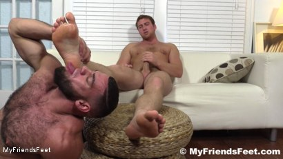 Connor Maguire's Socks & Feet Worshiped