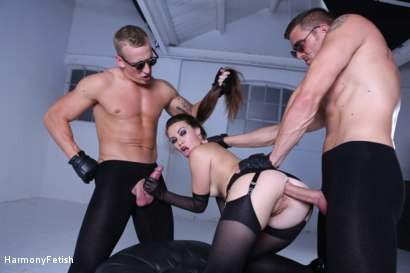 Photo number 17 from Kidnapped and hung then fucked shot for Harmony Fetish on Kink.com. Featuring Luke Hardy, Marc Rose and Tiffany Doll in hardcore BDSM & Fetish porn.