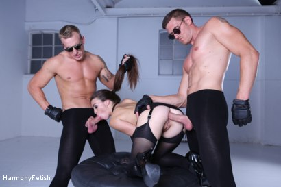 Photo number 19 from Kidnapped and hung then fucked shot for Harmony Fetish on Kink.com. Featuring Luke Hardy, Marc Rose and Tiffany Doll in hardcore BDSM & Fetish porn.