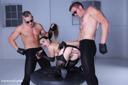 Photo number 20 from Kidnapped and hung then fucked shot for Harmony Fetish on Kink.com. Featuring Luke Hardy, Marc Rose and Tiffany Doll in hardcore BDSM & Fetish porn.