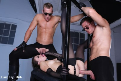 Photo number 22 from Kidnapped and hung then fucked shot for Harmony Fetish on Kink.com. Featuring Luke Hardy, Marc Rose and Tiffany Doll in hardcore BDSM & Fetish porn.
