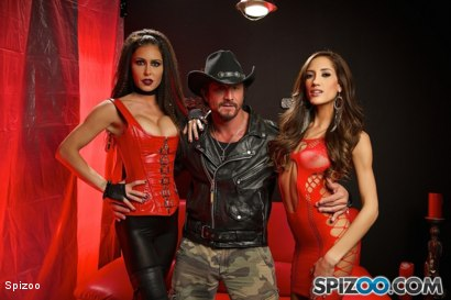 Photo number 1 from Jessica Jaymes: Demon Lust shot for  on Kink.com. Featuring Chloe Amour, Jessica Jaymes and Tommy Gunn in hardcore BDSM & Fetish porn.
