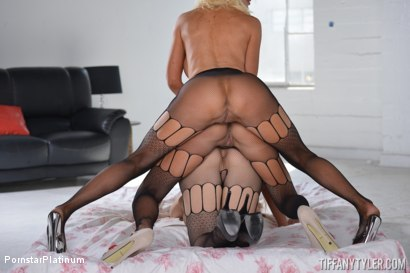 Photo number 5 from Tiffany Tyler in Threeway Puma and Nina shot for Pornstar Platinum on Kink.com. Featuring Tiffany Tyler, Puma Swede and Nina Elle in hardcore BDSM & Fetish porn.