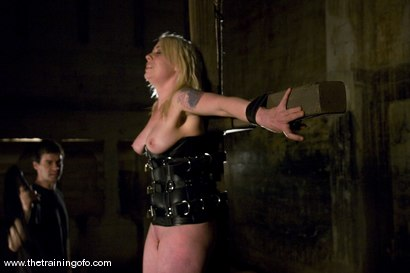 Photo number 14 from The Training of Lorelei Lee, Day Four shot for The Training Of O on Kink.com. Featuring Lorelei Lee in hardcore BDSM & Fetish porn.