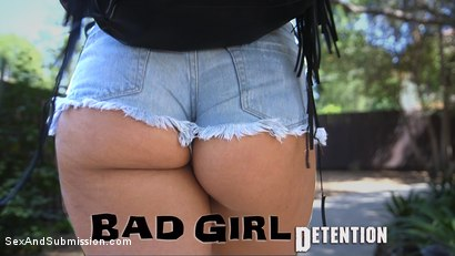 Bad Girl Detention
