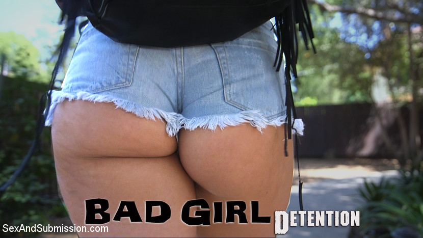 SexAndSubmission - Bad Girl Detention