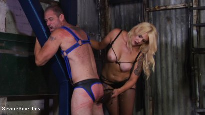 Photo number 11 from Cock hungry slave submits to his Mistress shot for Severe Sex Films on Kink.com. Featuring D. Arclyte and Mistress Bella Bathory in hardcore BDSM & Fetish porn.