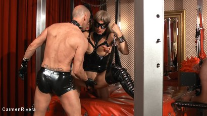 Photo number 5 from Born to be Wide: Chapter Three shot for Carmen Rivera on Kink.com. Featuring Rosi Rosetta, Carmen Rivera, Mister P., Miss Chantalle and Lady Nancy in hardcore BDSM & Fetish porn.
