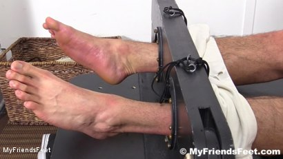 Photo number 13 from Casey More Jerked & Tickled shot for My Friends Feet on Kink.com. Featuring Casey More in hardcore BDSM & Fetish porn.