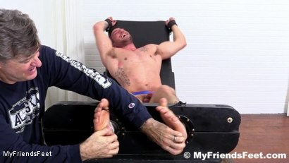Photo number 17 from Casey More Jerked & Tickled shot for My Friends Feet on Kink.com. Featuring Casey More in hardcore BDSM & Fetish porn.