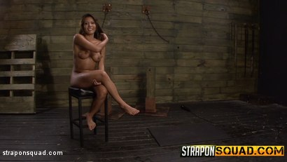 Photo number 19 from Brooklyn Daniels & Ava Kelly Give Smart Mouth Sex Slave Mena Li More Training shot for Strapon Squad on Kink.com. Featuring Mena Mason, Brooklyn Daniels and Ava Kelly in hardcore BDSM & Fetish porn.