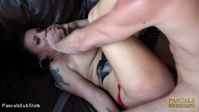 Layla Lixx: Tightest Mummy Arsehole I've Fucked in a LONG Time!