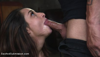 Photo number 8 from Fair Trade shot for Sex And Submission on Kink.com. Featuring Derrick Pierce and Isabella Nice in hardcore BDSM & Fetish porn.