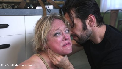 Photo number 10 from Homewrecker Revenge shot for Sex And Submission on Kink.com. Featuring Tommy Pistol and Dee Williams in hardcore BDSM & Fetish porn.