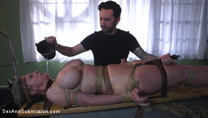 Photo number 5 from Homewrecker Revenge shot for Sex And Submission on Kink.com. Featuring Tommy Pistol and Dee Williams in hardcore BDSM & Fetish porn.
