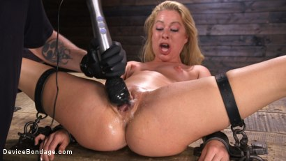 Photo number 13 from Tiny Squirting Slut Lilly Lit shot for Device Bondage on Kink.com. Featuring Lilly Lit in hardcore BDSM & Fetish porn.