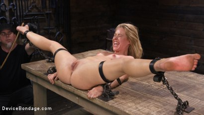 Photo number 11 from Tiny Squirting Slut Lilly Lit shot for Device Bondage on Kink.com. Featuring Lilly Lit in hardcore BDSM & Fetish porn.