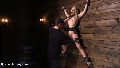 Photo number 6 from Tiny Squirting Slut Lilly Lit shot for Device Bondage on Kink.com. Featuring Lilly Lit in hardcore BDSM & Fetish porn.