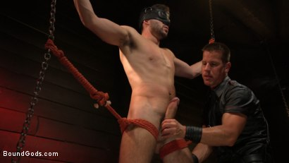 Photo number 11 from Kelly Evans Helps Himself to Scott DeMarco shot for Bound Gods on Kink.com. Featuring Scott DeMarco and Kelly Evans in hardcore BDSM & Fetish porn.