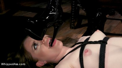 Photo number 15 from Cherry Torn's Dirty-Talking Anal Lesbian Slut shot for Whipped Ass on Kink.com. Featuring Dresden and Cherry Torn in hardcore BDSM & Fetish porn.