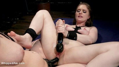 Photo number 35 from Cherry Torn's Dirty-Talking Anal Lesbian Slut shot for Whipped Ass on Kink.com. Featuring Dresden and Cherry Torn in hardcore BDSM & Fetish porn.
