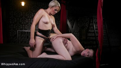 Photo number 16 from Riley Nixon's Late Slave Redemption shot for Whipped Ass on Kink.com. Featuring Riley Nixon and Helena Locke in hardcore BDSM & Fetish porn.