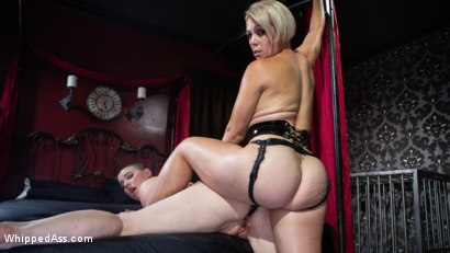 Photo number 12 from Riley Nixon's Late Slave Redemption shot for Whipped Ass on Kink.com. Featuring Riley Nixon and Helena Locke in hardcore BDSM & Fetish porn.