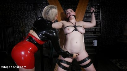 Photo number 13 from Riley Nixon's Late Slave Redemption shot for Whipped Ass on Kink.com. Featuring Riley Nixon and Helena Locke in hardcore BDSM & Fetish porn.