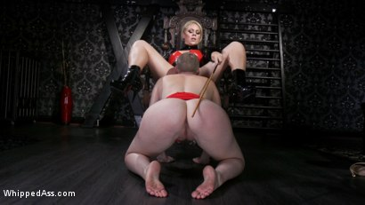 Photo number 10 from Riley Nixon's Late Slave Redemption shot for Whipped Ass on Kink.com. Featuring Riley Nixon and Helena Locke in hardcore BDSM & Fetish porn.