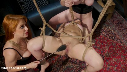 Photo number 14 from Service Slut Training: Bad Waitress Strap-On DP'd shot for Whipped Ass on Kink.com. Featuring Chanel Preston, Penny Pax and Kimber Woods in hardcore BDSM & Fetish porn.