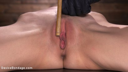 Photo number 11 from Newbie Andi Rye Proves To Be A Squirting Pain Slut shot for Device Bondage on Kink.com. Featuring Andi Rye in hardcore BDSM & Fetish porn.