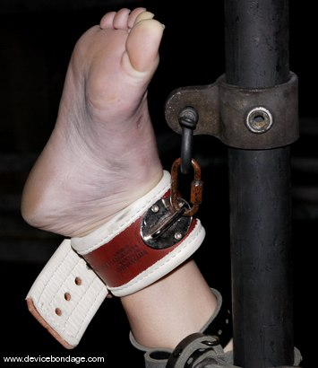 Photo number 2 from If The Shoe Fits... shot for Device Bondage on Kink.com. Featuring Bobbi Starr in hardcore BDSM & Fetish porn.