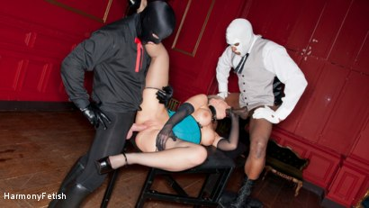 Photo number 16 from Blonde gets a Face full of Spunk shot for Harmony Fetish on Kink.com. Featuring Karlie Simon, Omar and Ian Tate in hardcore BDSM & Fetish porn.
