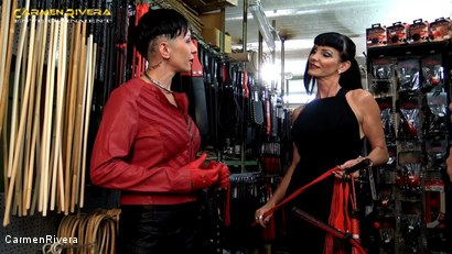 Photo number 4 from Slave on Fire: Chapter One shot for Carmen Rivera on Kink.com. Featuring Carmen Rivera, Hans im Glueck and Giada Da Vinci in hardcore BDSM & Fetish porn.