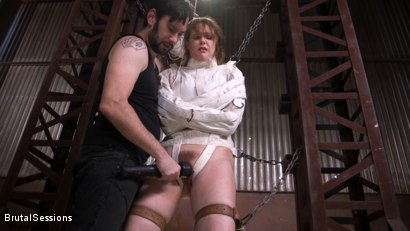 Photo number 3 from Whore Slut Sailor Luna Ass Fucked In Rope Bondage shot for Brutal Sessions on Kink.com. Featuring Tommy Pistol and Sailor Luna in hardcore BDSM & Fetish porn.