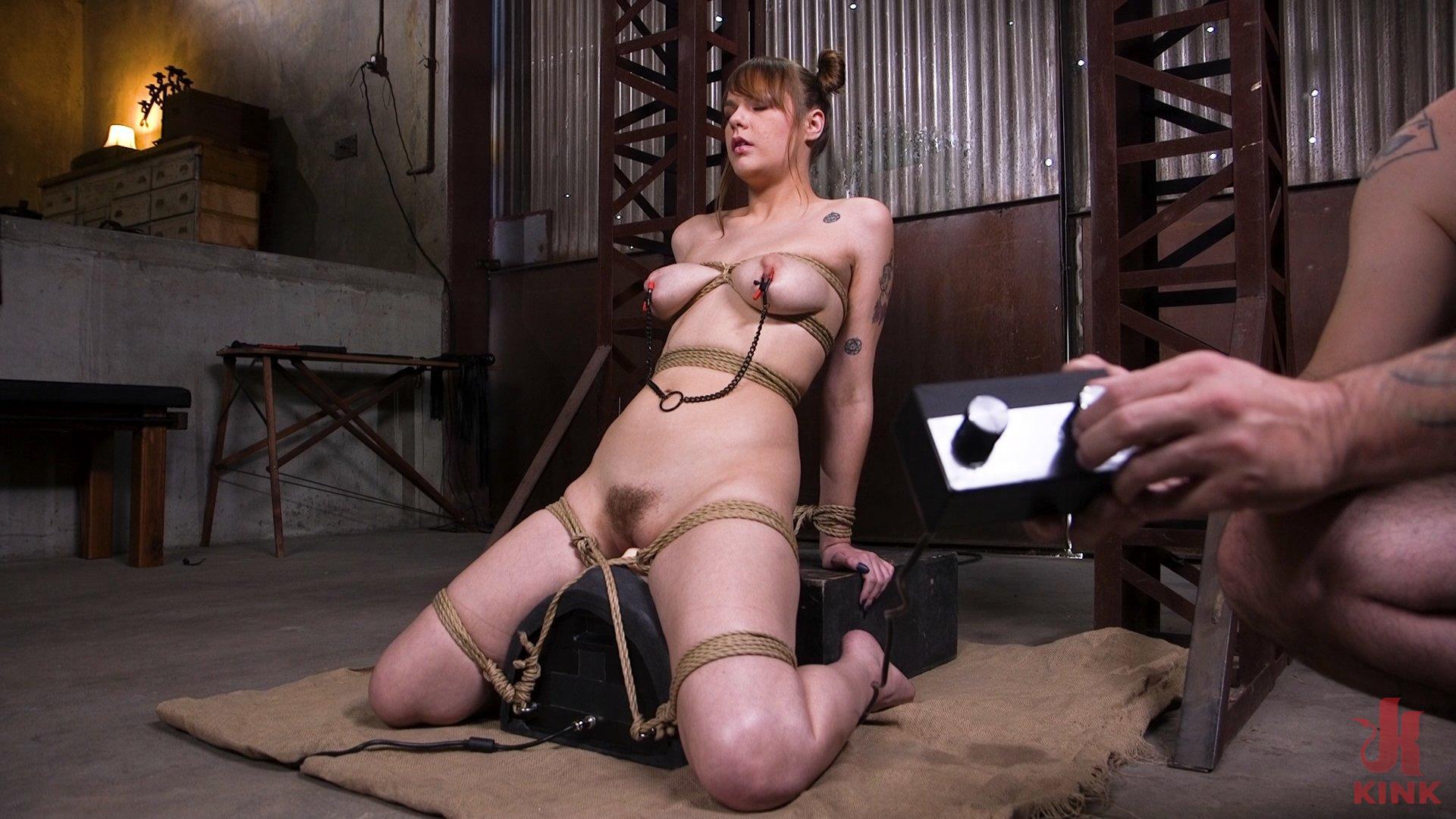 Photo number 5 from Whore Slut Sailor Luna Ass Fucked In Rope Bondage shot for Brutal Sessions on Kink.com. Featuring Tommy Pistol and Sailor Luna in hardcore BDSM & Fetish porn.