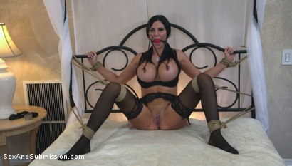 Photo number 2 from Jasmine Jae Learns a Lesson shot for Sex And Submission on Kink.com. Featuring Charles Dera and Jasmine Jae in hardcore BDSM & Fetish porn.